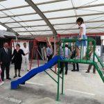 Otvoreno dječije igralište u naselju Urije (FOTO i VIDEO)