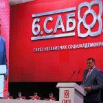 """""""ZAŠTO NA IZBORIMA NISMO BILI BOLJI, A MOGLI SMO"""" Dodik ukorio partijske drugove (FOTO)"""