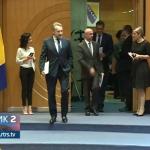 Hitna sjednica Doma naroda PS BiH nije održana - nije bilo kvoruma (VIDEO)