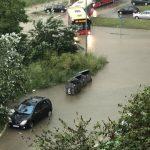 Beograd: Poplavljeno 20 vrtića; Danas ponovo kiša, na snazi meteoalarm (FOTO/VIDEO)