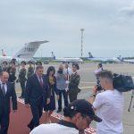 Dodik uz najviše državne počasti dočekan u Bjelorusiji (FOTO)