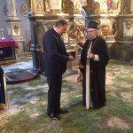 Dodik razgovarao sa Srbima u Mađarskoj: Budimskoj eparhiji 50.000 evra (FOTO)