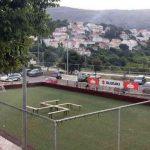 U Hrvatskoj nastavljena tradicija, ponovo svastika na fudbalskom terenu
