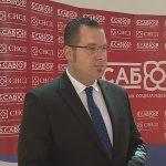 Kovačević: Izborom Šarovića neće biti zaustavljen pad SDS-a