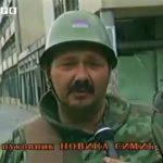"""Pogledajte kako je general Novica Simić proglasio akciju """"Koridor života"""" završenom"""