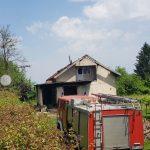 Sanski most: Žena stradala u požaru