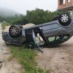 Nesreća u Novom Travniku: Povrijeđene dvije osobe