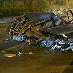 LJEKARI SE BORE ZA ŽIVOT VOZAČA Automobil potpuno uništen u saobraćajnoj nesreći kod Sarajeva (VIDEO)