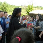 Episkop Sergije služio pomen soluncima Vajagićima