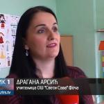 Učiteljica Dragana - kroz igru s djecom do najboljih rezultata (VIDEO)