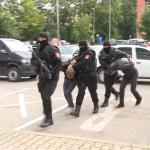 """Lica uhapšena u akciji """"Klub"""" predata Tužilaštvu (VIDEO)"""