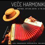 """""""Veče harmonike"""" učenika Muzičke škole """"Savo Balaban"""""""