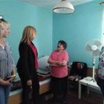 Aktiv žena DEMOS-a u posjeti Domu za stara lica (VIDEO)