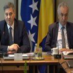 Zvizdić predlaže Šarovića za predsjedavajućeg Savjeta ministara (VIDEO)