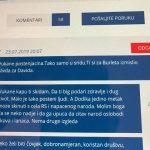 Na portalu BN poziv na ubistvo Dodika; MUP preduzeo određene mjere (FOTO)