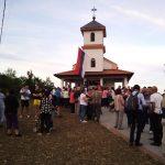 IKONA NA POKLON Narodni sabor u Velikom Palančištu posjetio i Dodik (FOTO)