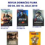 "Kino ""Kozara"": Od sutra revija domaćeg filma"