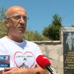 Konjic: Sjećanje na ubijene dječake - braću Petra i Pavla Golubovića (VIDEO)