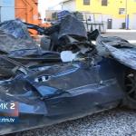 Teška saobraćajna nesreća kod Srpca – poginula tri mladića (VIDEO)