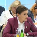 Brnabić: Albanski predsjednik da se uzdrži od provokacija (VIDEO)