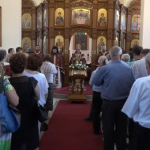 Osveštana crkva Svete Petke u Gomjenici (FOTO i VIDEO)