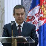 Dačić: Odluka Prištine potez bez presedana i šamar Evropskoj uniji