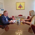 Prijedor: Austrija zainteresovana za jačanje privredne saradnje (VIDEO)