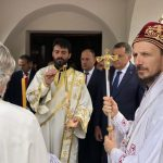 Konjic: Osveštan hram obnovljen u pomen ubijenim srpskim dječacima (FOTO i VIDEO)