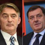 Komšić od danas predsjedavajući umjesto Dodika