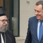 Episkop Lukijan: Dodikova posjeta Eparhiji budimskoj ostaće upisana zlatnim slovima