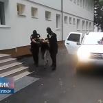 Uhapšen muškarac iz Dervente zbog napada na sudiju i javnog tužioca (VIDEO)