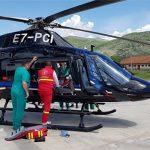 KUZMIĆ SLETIO U BEOGRAD Teško povrijeđeni košarkaš prevezen Helikopterskim servisom RS
