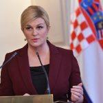 Grabar-Kitarović: Hrvatska policija krši zakon