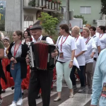 Međunarodna smotra folklora u Kozarcu (FOTO i VIDEO)