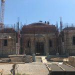 Gradnja manastira Miloševac teče po planu (VIDEO)