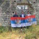 Milačić u svetinji kod Ulcinja: Džaba mašete zastavama OVK! (VIDEO)
