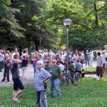 Odbijen zahtjev opozicije za okupljanje na Trgu Krajine