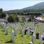 Komemoracija ubijenim Bošnjacima u Potočarima