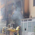 Požar u Sarajevu, odjekivale eksplozije (FOTO/VIDEO)