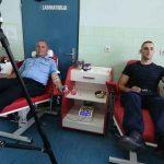 U HUMANOJ MISIJI Policajci iz Prijedora redovno daruju krv, a ON je to uradio čak 85 puta