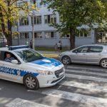 PU Prijedor: Sankcionisana 192 učesnika u saobraćaju