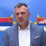 Radojičić: Opozicija protestima ponovo želi da prevari građane