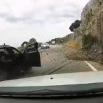 UŽAS IZMEĐU DVA TUNELA: Pogledajte snimak stravičnog sudara u Crnoj Gori (VIDEO)