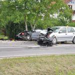 PU Prijedor: U sudaru četiri vozila povrijeđeno pet lica