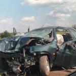 STRAVIČAN SUDAR TRI AUTA I KAMIONA Poginulo DIJETE, povrijeđene dvije osobe