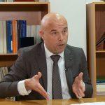 Tegeltija: Pravosuđe neće postati politički buzdovan