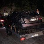 Automobil sa tri putnika sletio u jezero