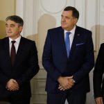 NEPLANIRANA POSJETA Ambasadori SAD i Britanije idu kod Komšića dan uoči sjednice Predsjedništva BiH