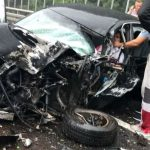 NOVE SLIKE HAOSA NA PUTEVIMA Ovo se desilo na autom nakon SUDARA SA KAMIONOM, vozač POVRIJEĐEN (FOTO)