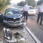 TEŠKA NESREĆA KOD MOSTARA Sudar dva automobila, ima povrijeđenih